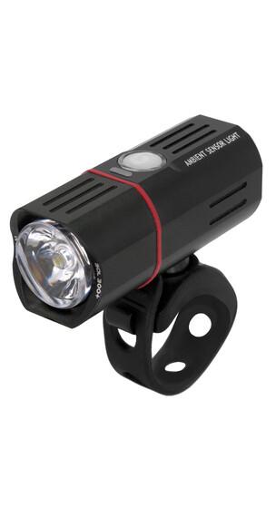 guee SOL 300 Plus Sensor Frontlicht Schwarz